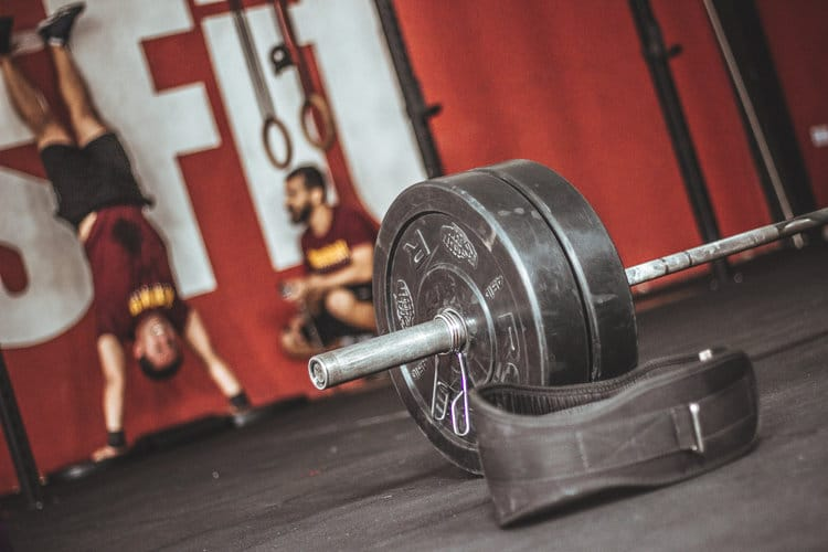 Did You Know That Free Weights Have 362 Times More Bacteria Than A Toilet Seat?