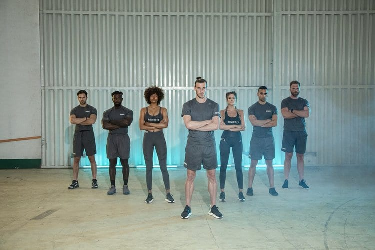 NEW Workout Concept Co-Founded By Gareth Bale Launches Today