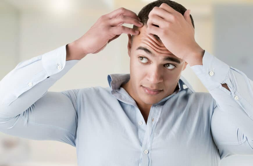 Is Hair Loss Giving You Cause For Concern?