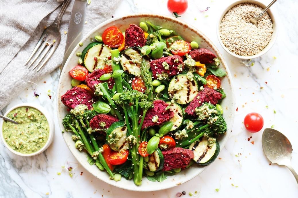 bowl of healthy food gosh