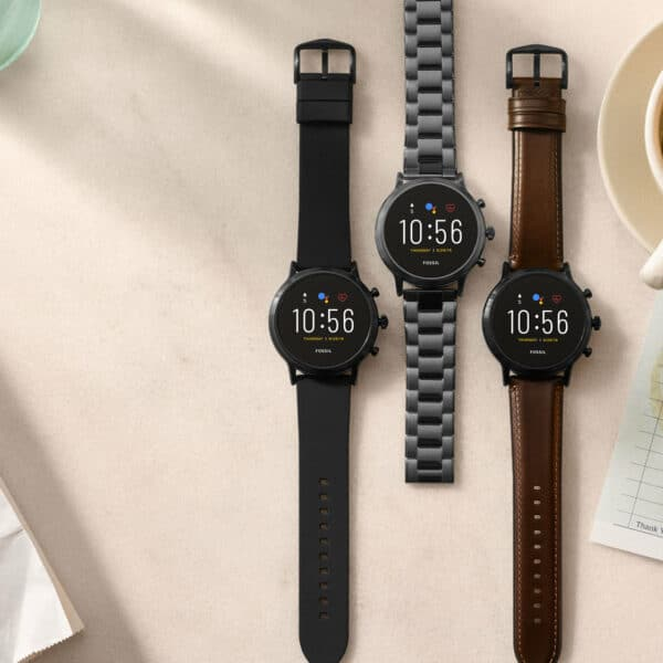 Fossil Group Launches Exclusive Smartwatch Capabilities within Wear OS by Google™ Platform