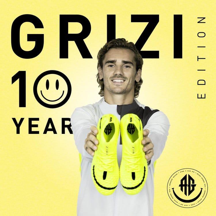 19AW Ecom MF TS Football Griezmann Special