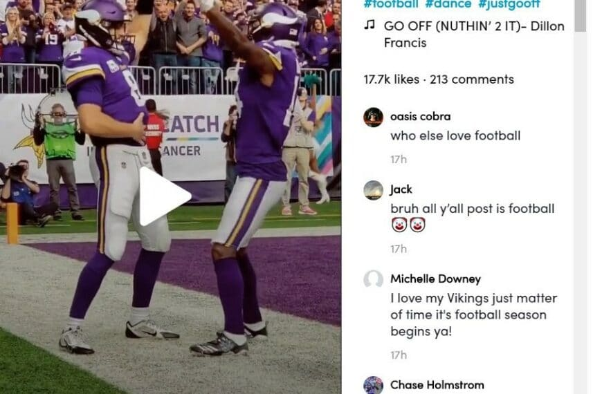 NFL and TikTok Announce Multi-Year Partnership to Bring NFL Content to Fans Around the World