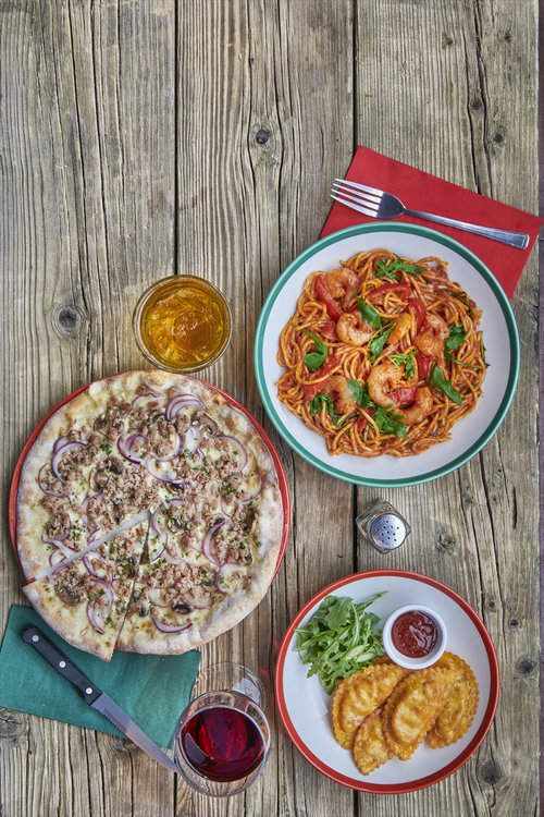 FB Toscana SpaghettiDiavolo Pizzaluna