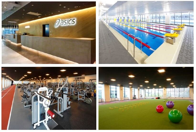 ASICS Sports Opens One Of The World's Largest Urban Low-oxygen Training Facility