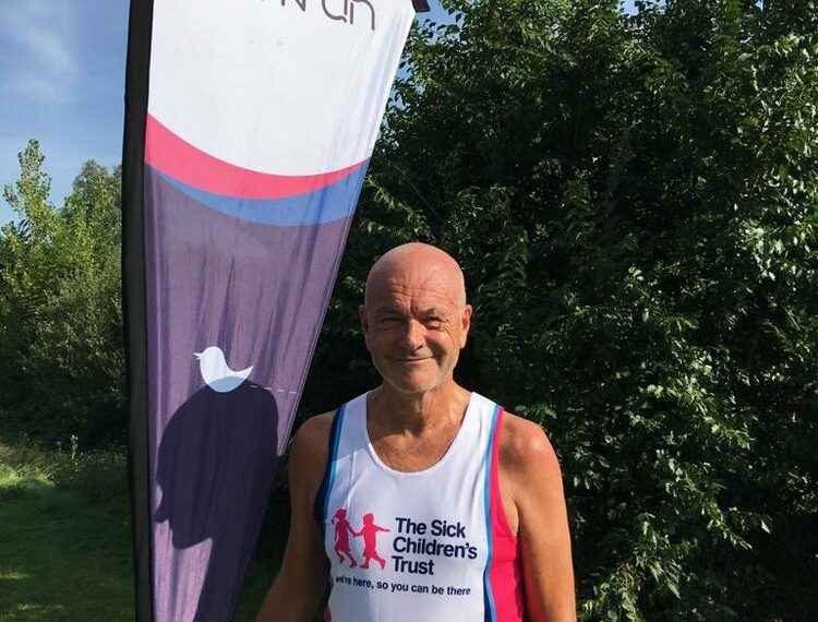 Grandad to take on half marathon for first time in 27 years for charity that helped his daughter and granddaughter