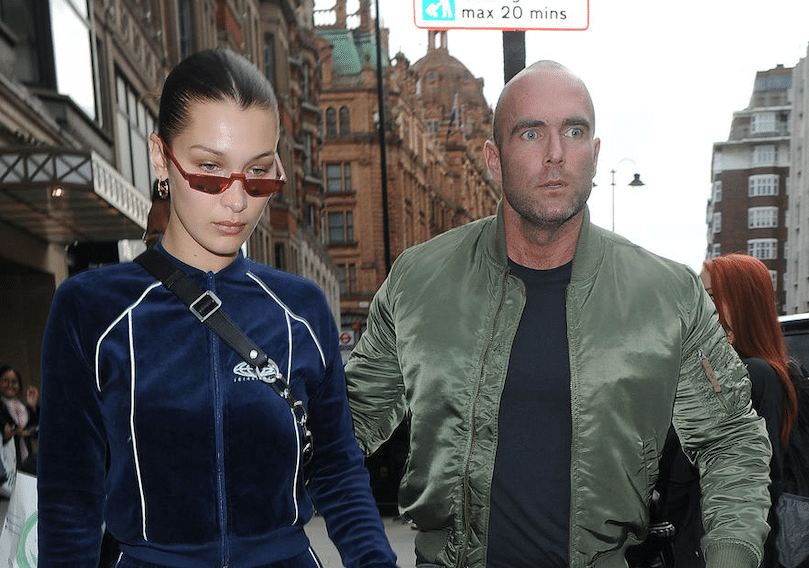 Who is the Buff British Bodyguard Protecting Today's Top Celebrities