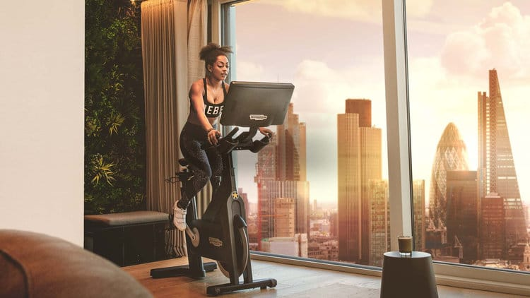 'King Of Gyms' 1Rebel Takes On Peloton With At-Home Fitness Launch