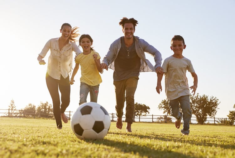 Are You Fitter Than Your Child?