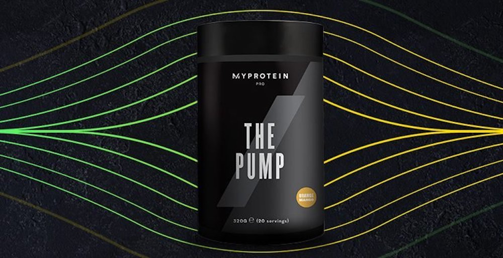 my protein the pump
