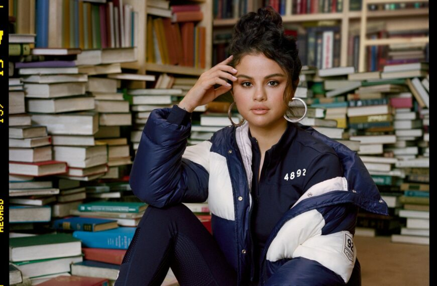 Selena Gomez Sports Collection Will Make Every Head Turn