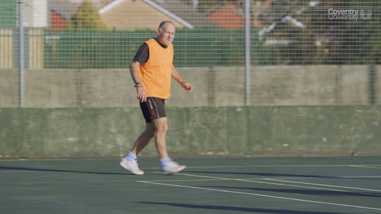 Coventry University Project Promotes Fitness Football For Over 60s