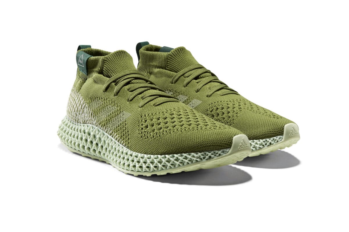 Pharrell Williams Eclectic Designs Create The Brand-New Pharrell Williams 4d Silhouette