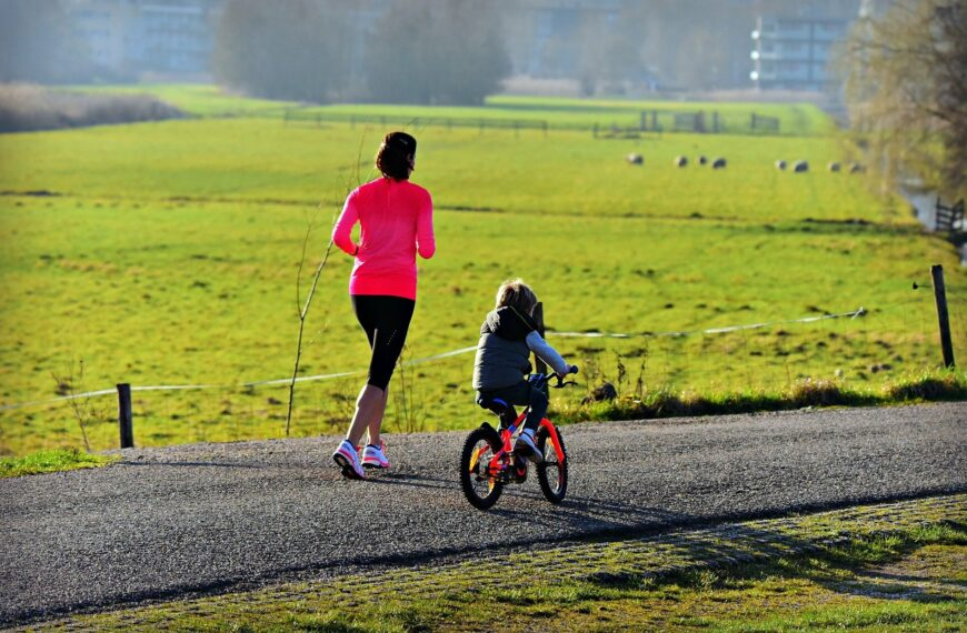Active Parents Are Better Prepared For Childcare