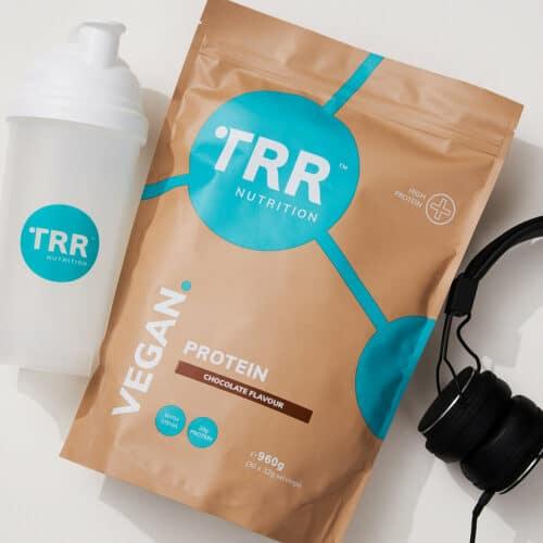 trr nutrition powder