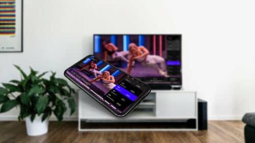 TVwithphone2