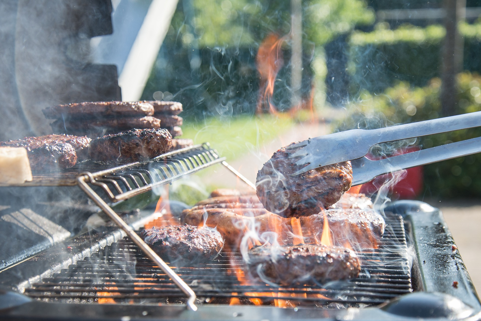 can a BBQ be a Health Food