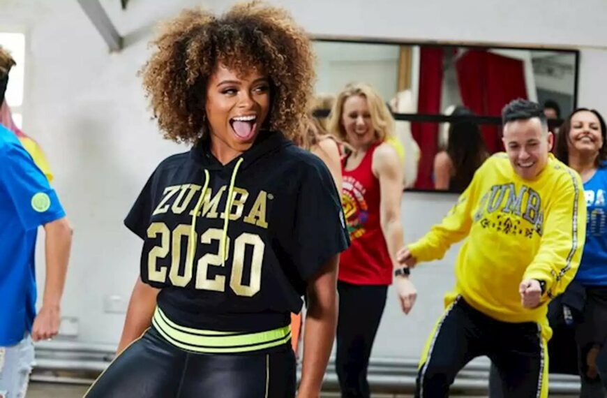 Fleur East Joins Forces With Zumba