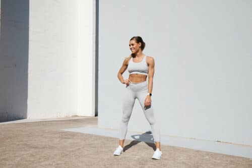Kelsey Wells is a wife mother trainer and Instagram star
