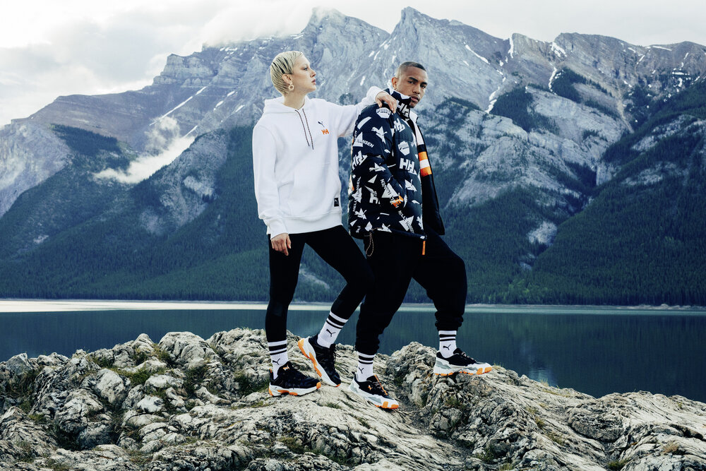 19AW xSP SELECT HELLY HANSEN COUPLE LOOK 1 00437