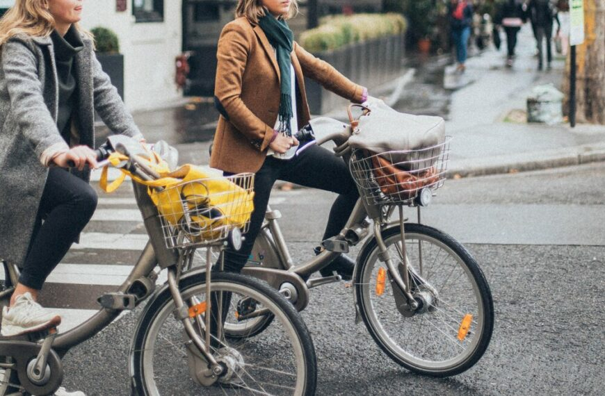 On Your Bike: Britain Experiences Cycling Boom With 5x More People On Two Wheels