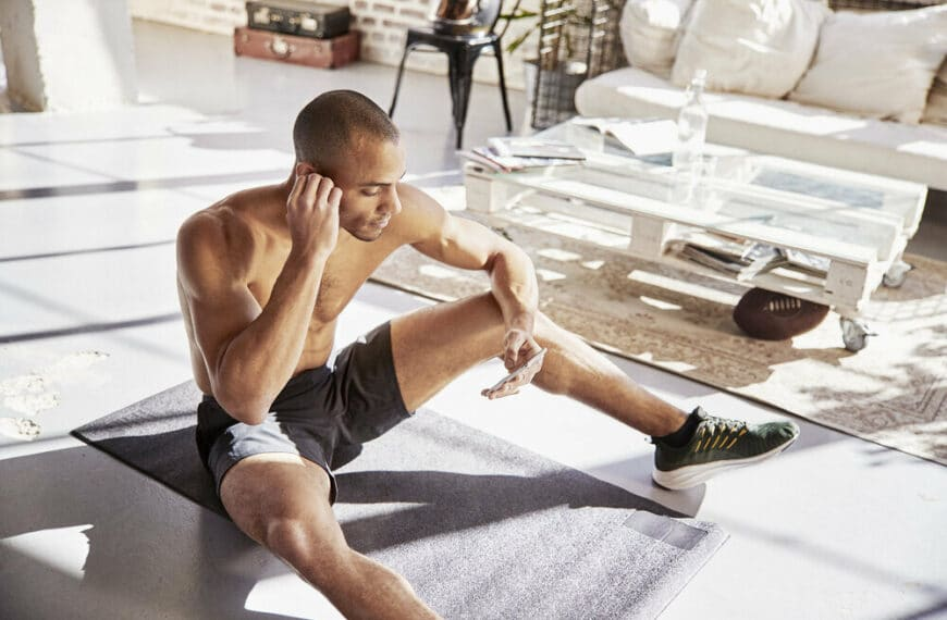 Happy World Freeletics Day! And To Celebrate, Here's A Full Body Workout To Do At Home!