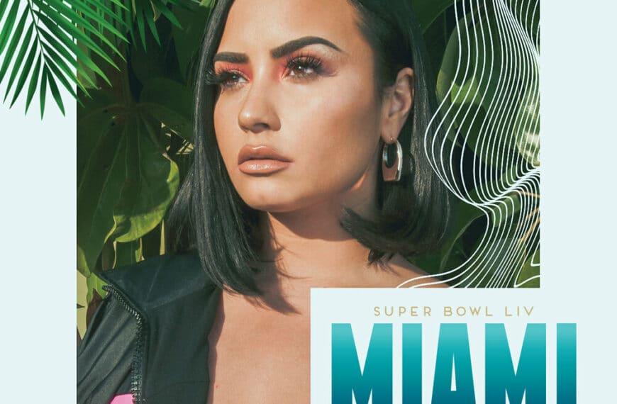 Demi Lovato To Sing National Anthem at Super Bowl LIV