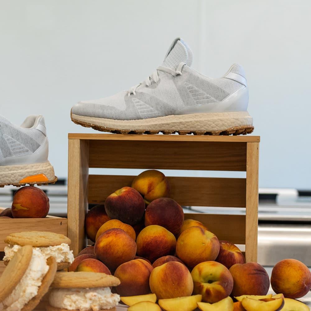 Adidas Golf Announces Limited-edition Footwear Inspired By Georgia Peach Ice Cream Sandwich