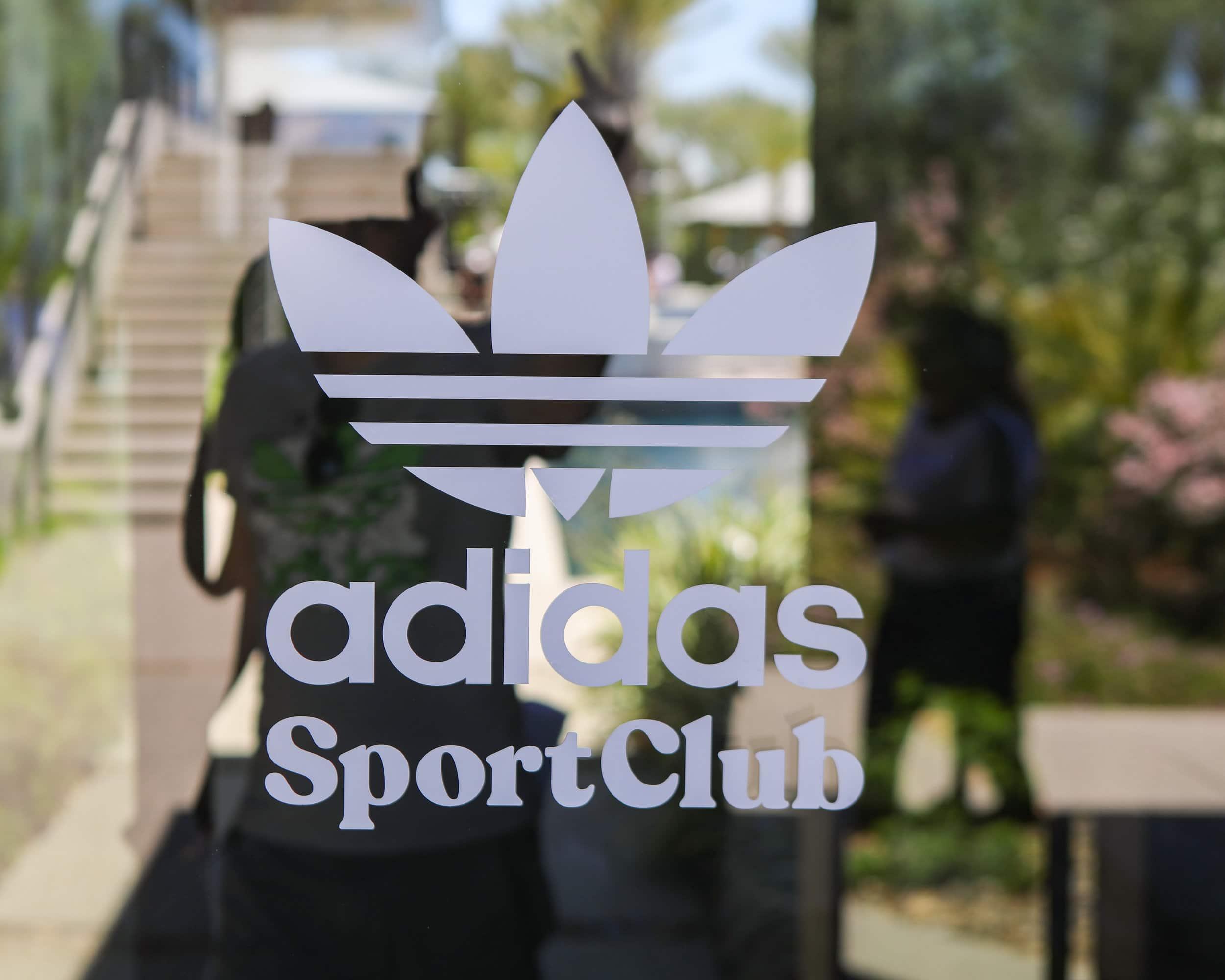Adidas Originals Draws Thousands To Sport Club