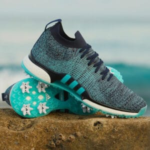 adidas First-Ever Golf Shoe Made from Upcycled Plastic Waste