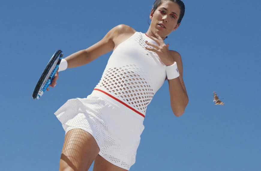 The New adidas by Stella McCartney Tennis Collection