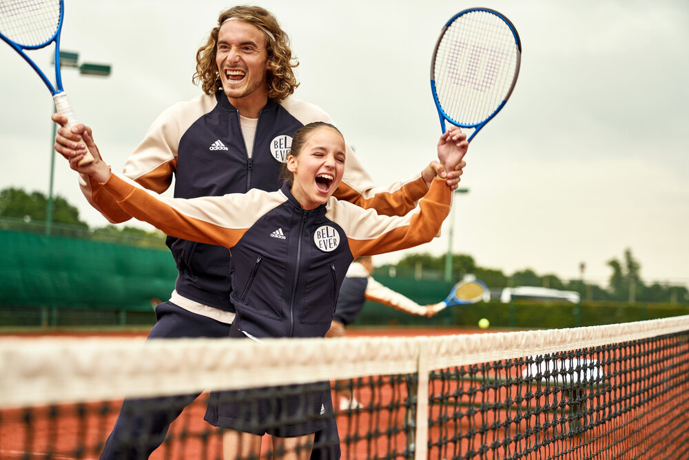 adidas Inspires Self-Expression In Sport With New Varsity-style Jacket