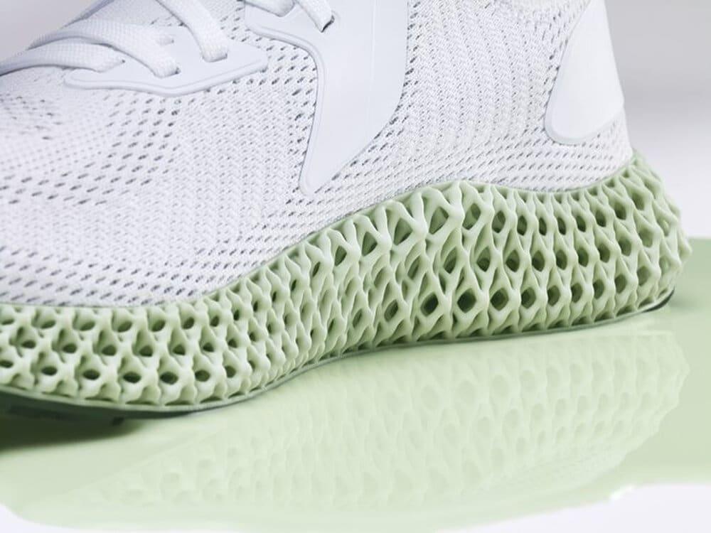 Adidas 4D Running Shoe