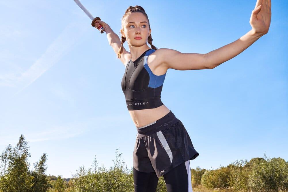 Stella McCartney Reimagines Iconic Training