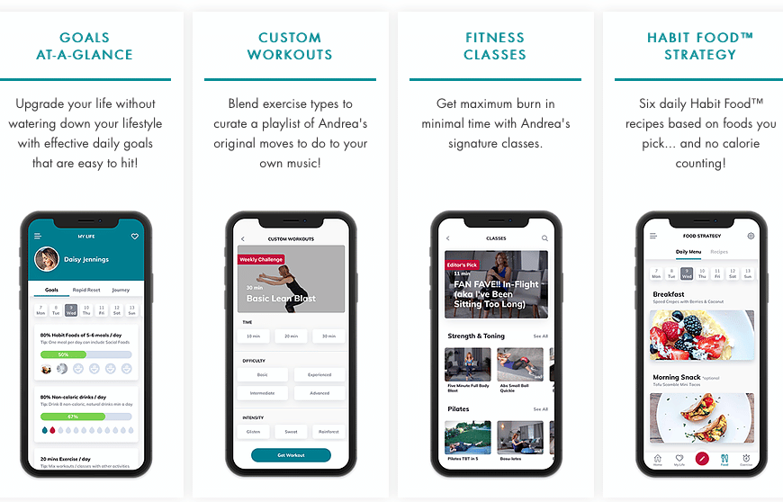 The AND/life App: A Personal Trainer In Your Pocket