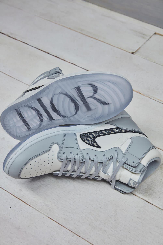 Air Jordan 1 High OG Dior sneaker native 1600