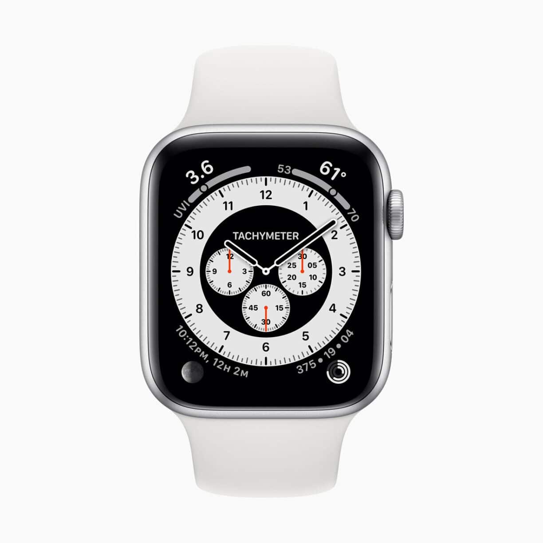 Apple watch watchos7 chronograph pro 06222020