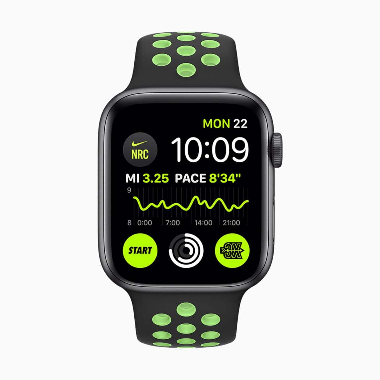Apple watch watchos7 nike 06222020