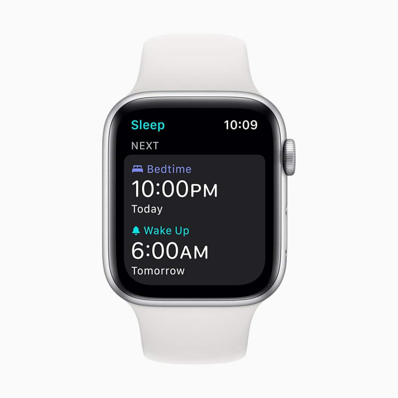 Apple watch watchos7 sleep duration goal 06222020