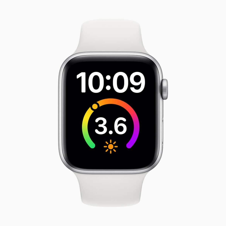 Apple watch watchos7 xl watchface 06222020