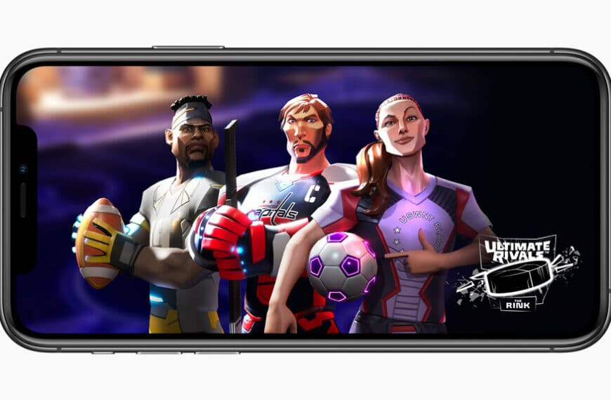 """Apple launches """"Ultimate Rivals"""""""