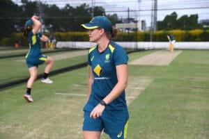 Australia womens cricket team uses Apple Watch cricket players 062319
