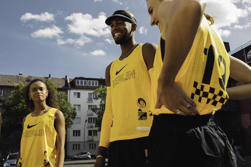 Nike Berlin Fast Capsule Collection