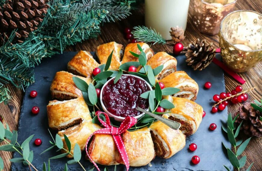 Christmas Lunch Hacks for Your Vegan Friends
