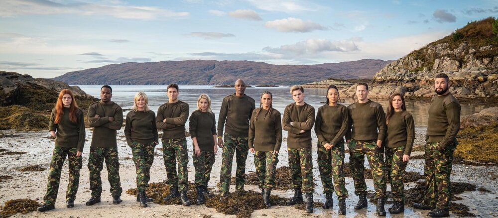 Celebrity SAS: Who Dares Wins is BACK!