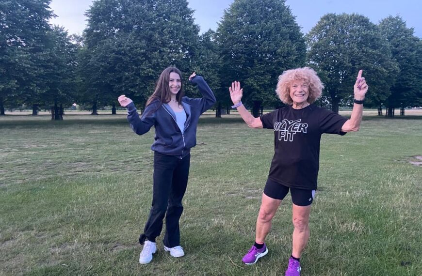 Silverfit And TSB Launch Silverfit 10 Challenge To Promote Intergenerational Fitness
