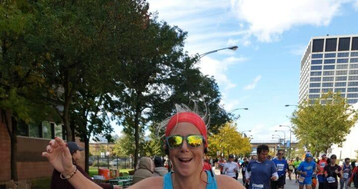 How Marathon Runner Beat Burnout with Fatigue Fighting Vitamins