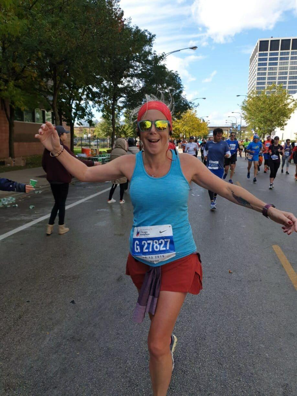 Marathon Runner Beat Burnout with Fatigue Fighting Vitamins