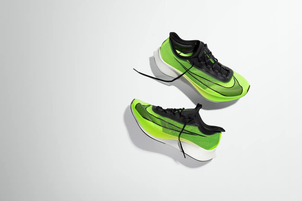 FA19 ZOOM FLY 3 MENS TOP DOWN 87961
