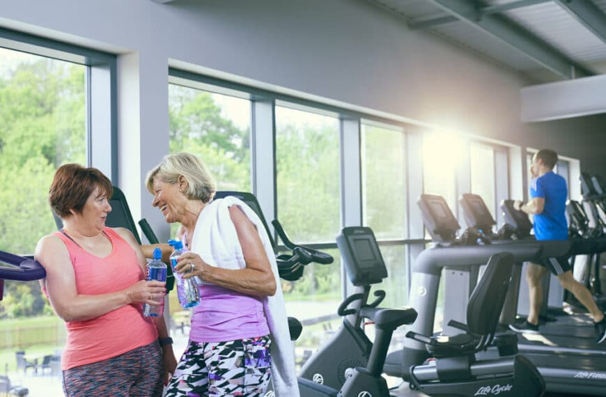 Fit After 50: Why We Shouldn't Wind Down